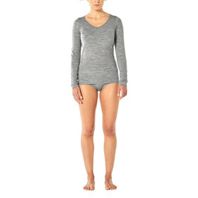 Icebreaker Siren Coulotte Donna, metro heather